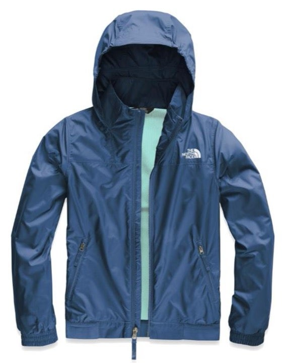 Girl's The North Face windbreaker 14/16