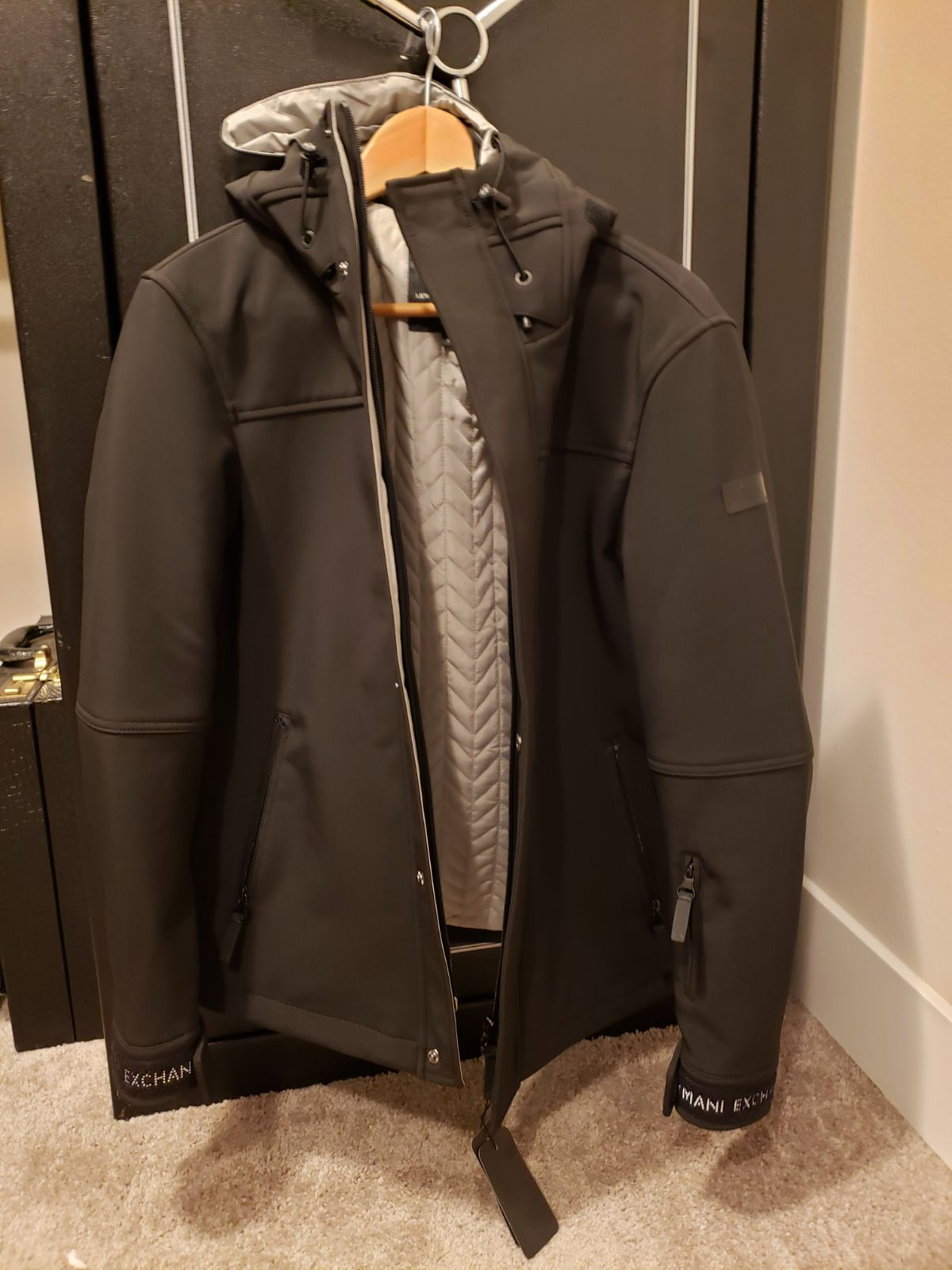 New A/X Jacket