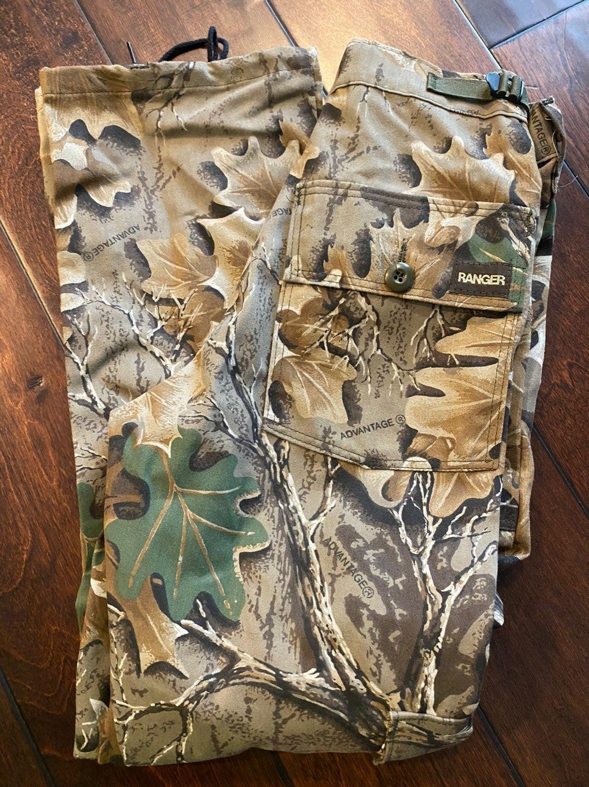 Ranger  Advantage brand hunting pants bo