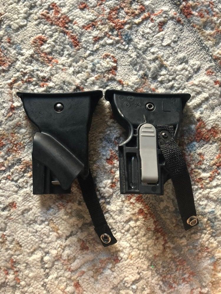 Britax Car Seat Adapters