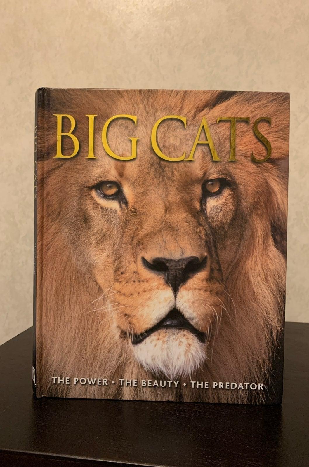 Big Cat Coffee Table Book