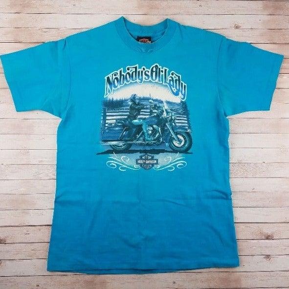 VTG 90s Harley Davidson Ol Lady T-Shirt