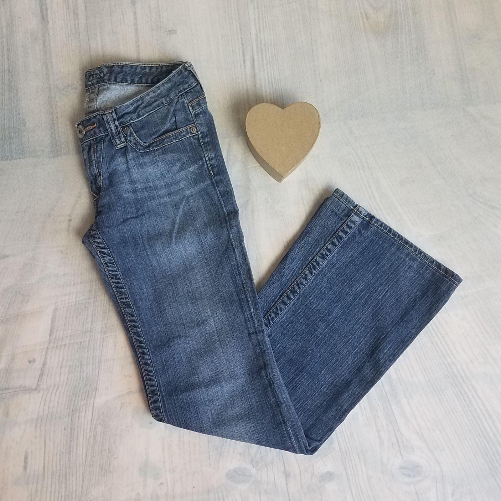 Big Star Sweet Low Boot Jeans Sz 27