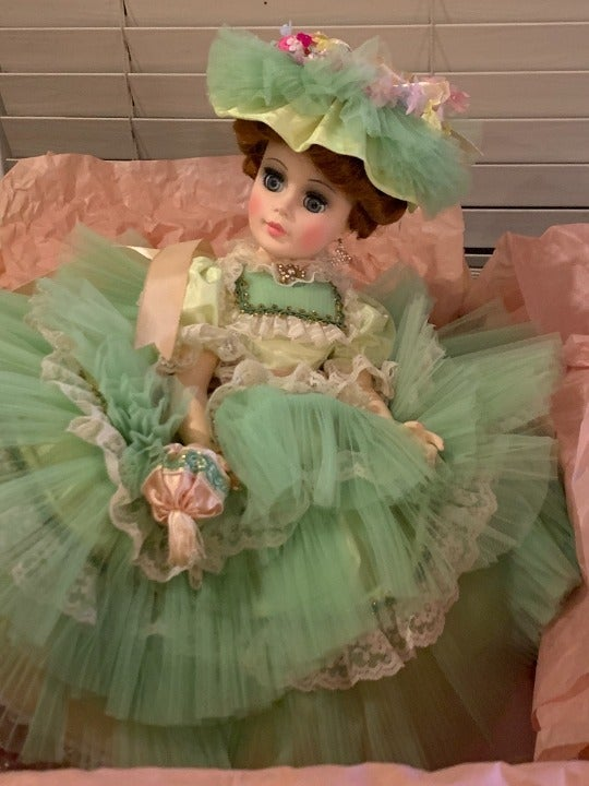 "Madame Alexander - Morisot Doll, 21"""