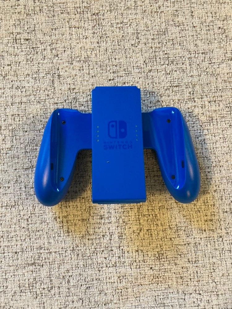 Nintendo Switch Joycon Comfort Grip Blue