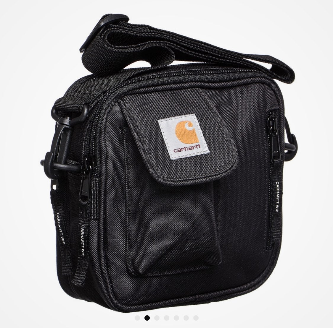 CARHARTT WIP ESSENTIALS BAG BLACK NWT