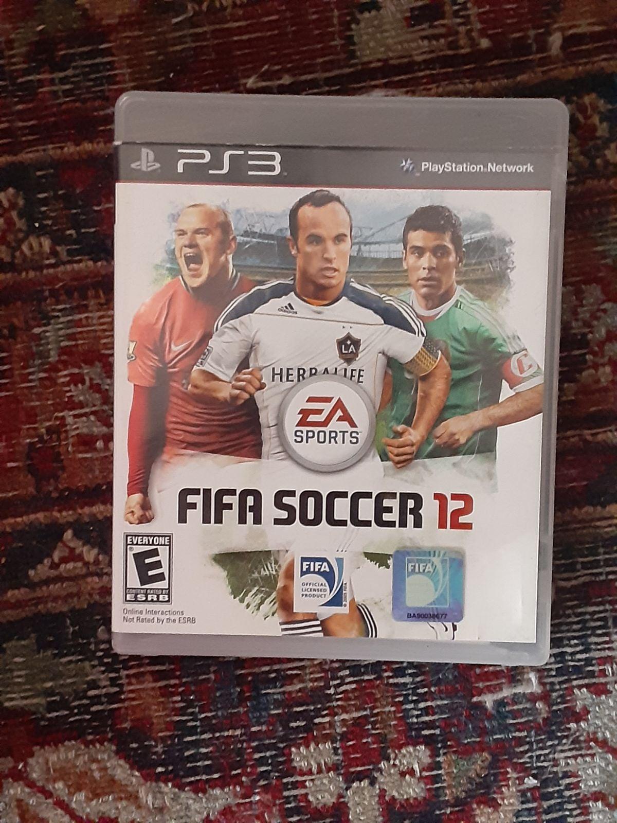 Fifa soccer on PS3