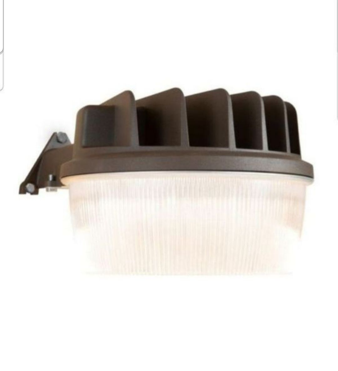 HALO AL Bronze Outdoor Integrated LED Se