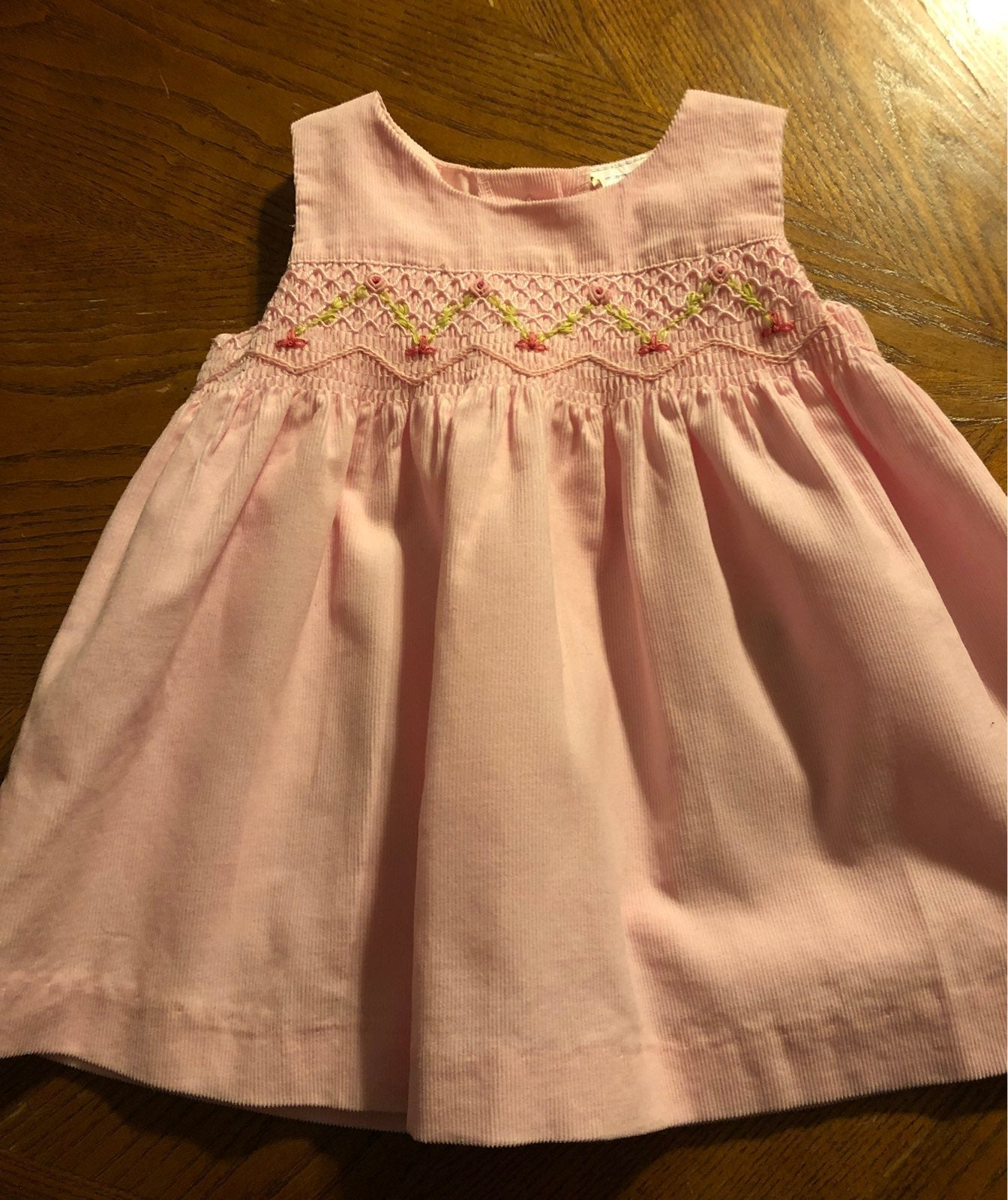 SOLD TO SUSAN Precious dress size 3-6 mo