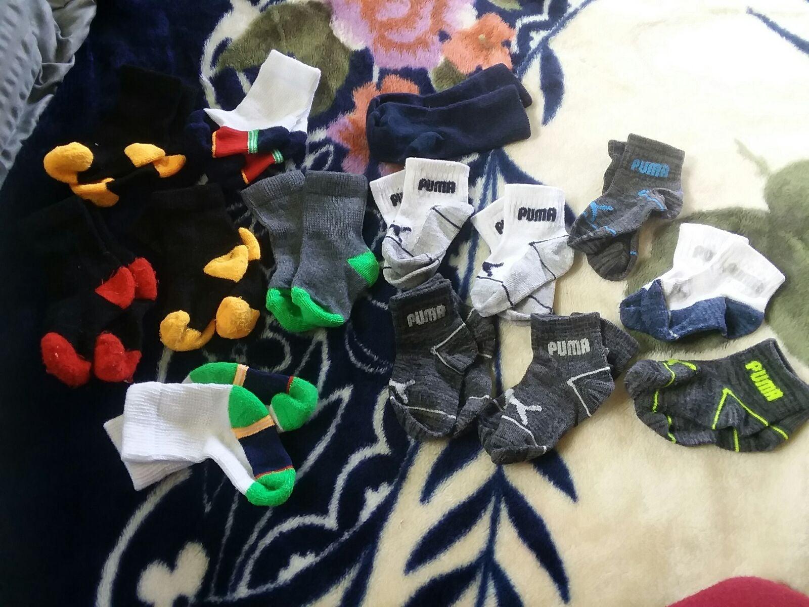 #32 Little Boy Socks