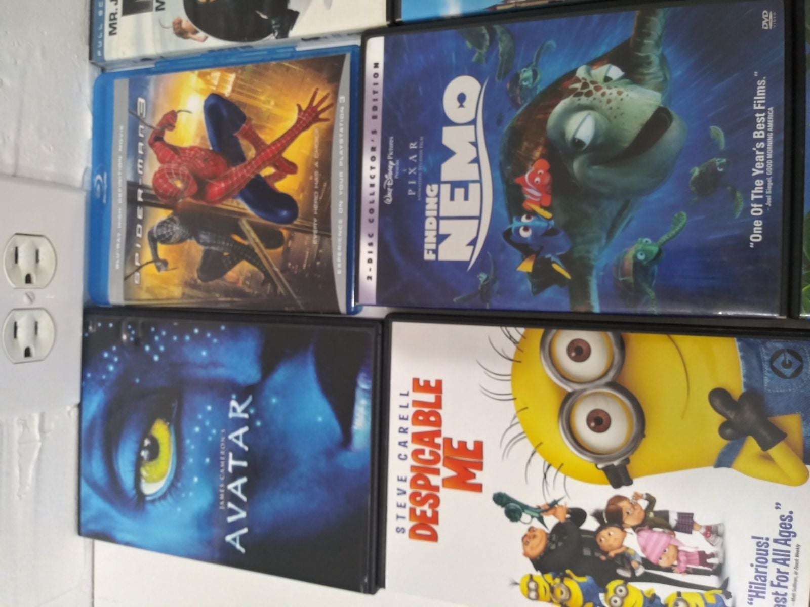 dvd Lot (50 movies in total)