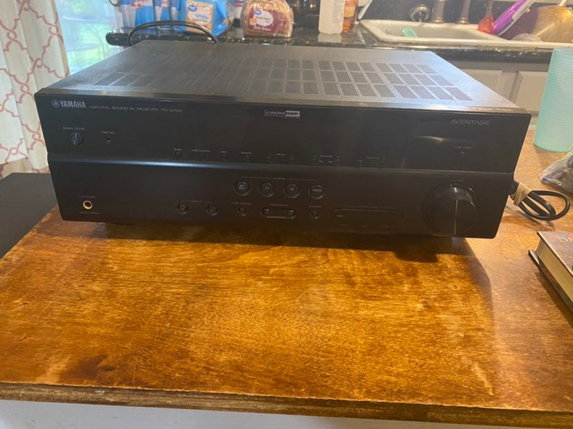 Yamaha RX-A700 7.1 Channel HDMI Receiver