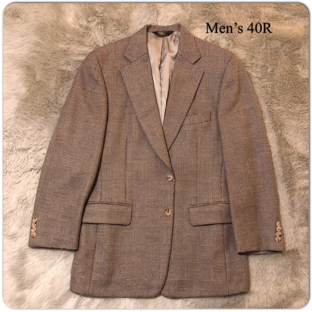 Paul Stuart Men's Sport Coat Size 40R