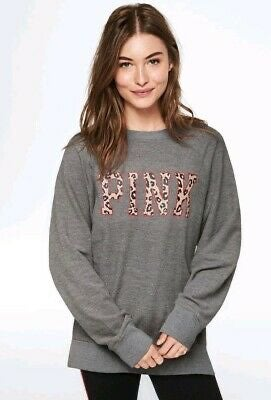Animal print Sweater by PINK