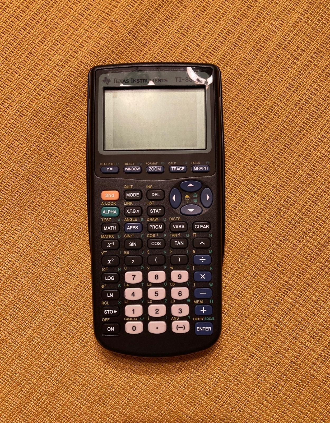 Texas Instruments TI-83 Plus Graphing Ca