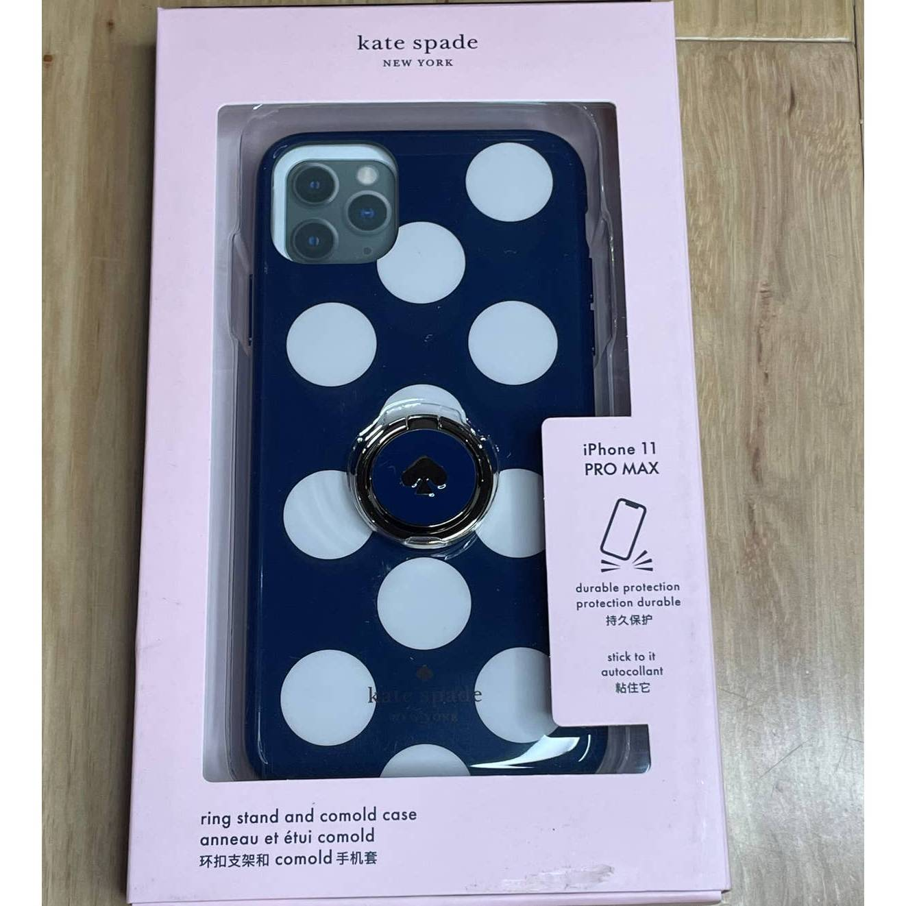 Kate Spade iPhone 11 Pro Max Stand Case
