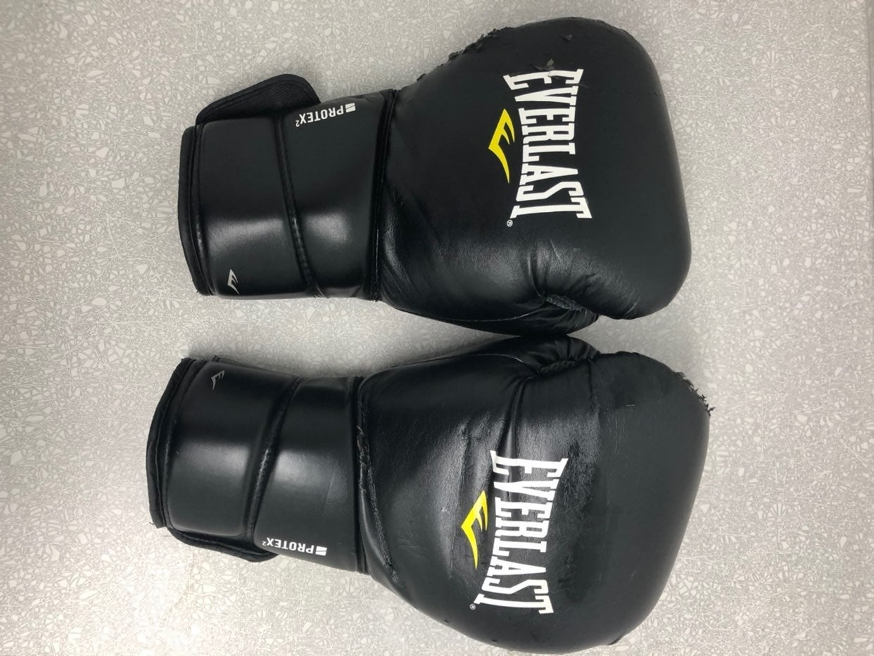 Everlast Protex 2 16 oz Boxing Gloves