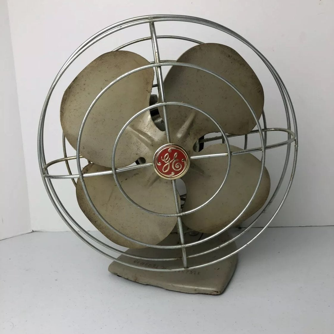 Oscilating General Electric Fan No. 74