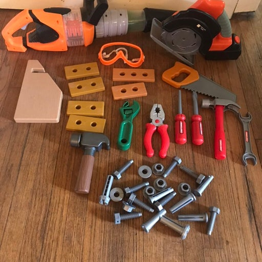 Work Bench Tools - Toy