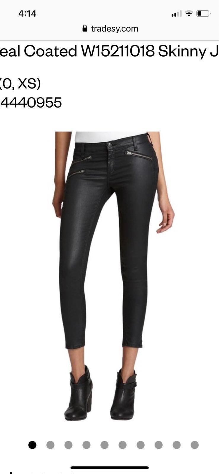 Rag and Bone Skinny Jeans 28