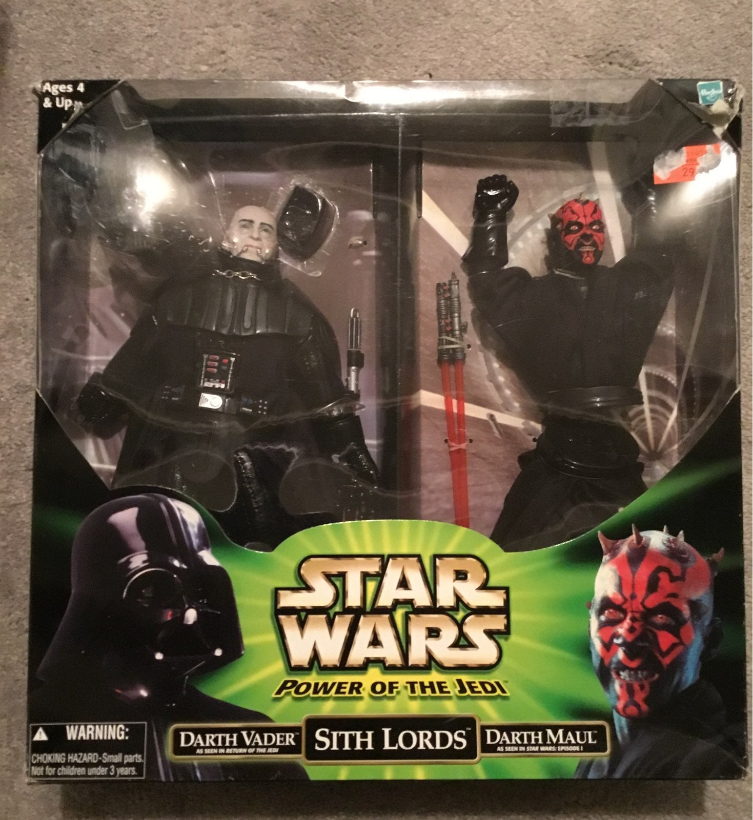 Star Wars Power Of The Jedi: Sith Lords