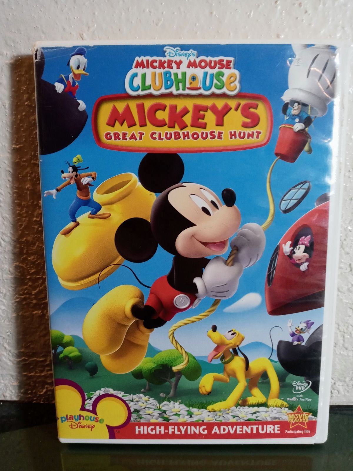 Mickey Mouse Clubhouse: Mickey's Great C