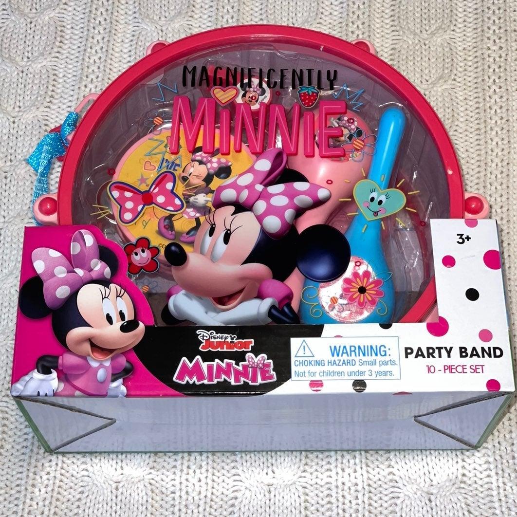 Minnie Mouse Band Set