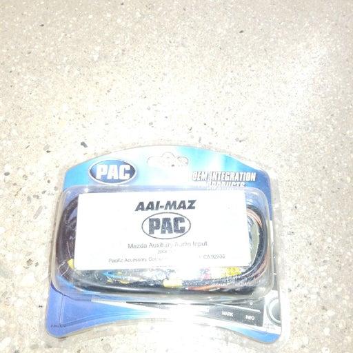 PAC  AAI-MAZ. Mazda auxiliary input