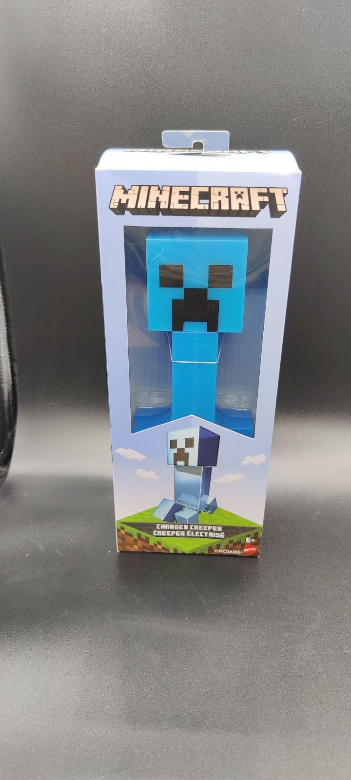 Neuf environ 21.59 cm Minecraft Creeper Figure 8.5 in