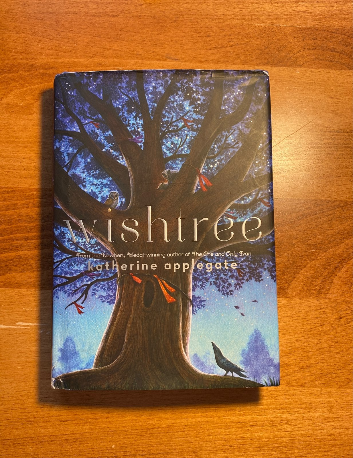 Wish Tree Hardcover Book