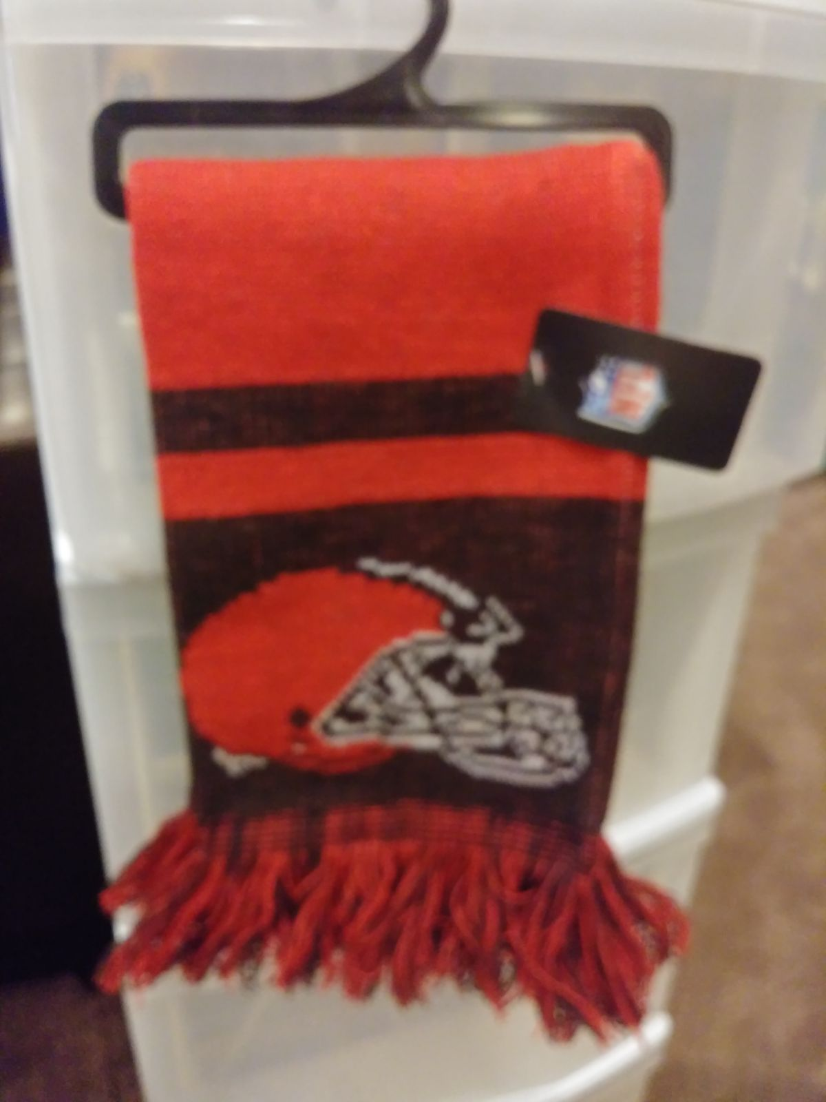 Browns Scarf