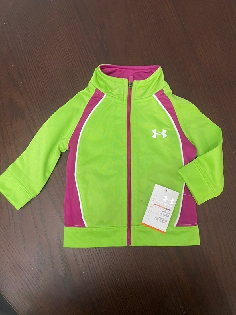 Under Armour Jacket Girls 3-6 Months