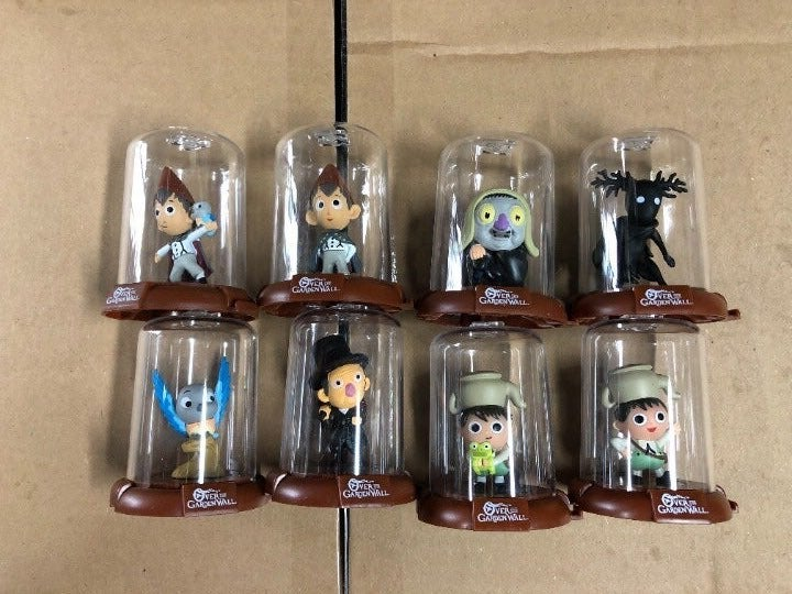 Over The Garden Wall Domez Figure Set