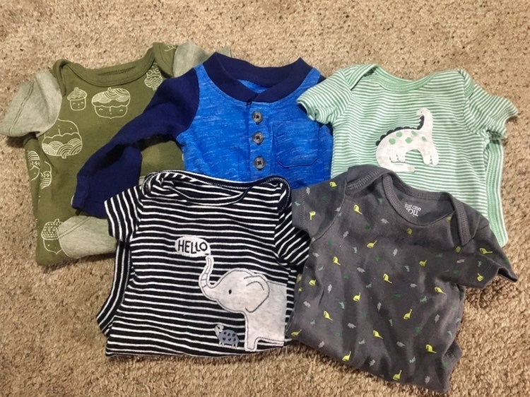 Baby boy Newborn lot