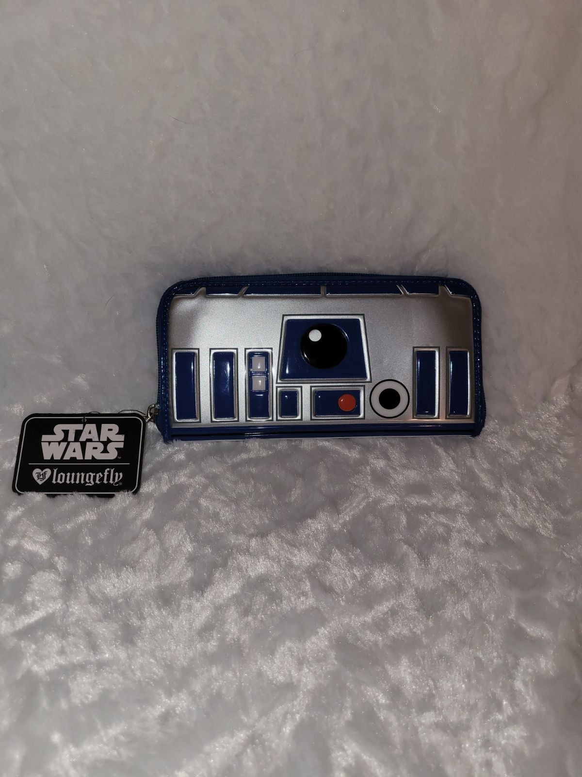 Loungefly Star Wars R2D2 Wallet