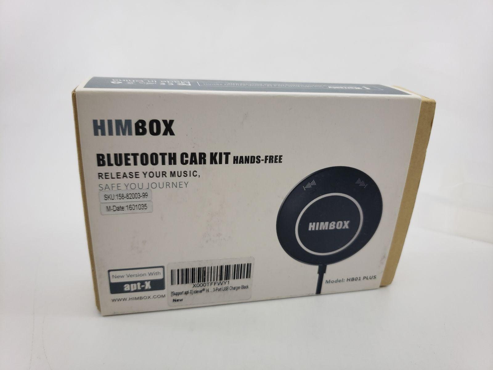 Bluetooth Car Hands Free Kit HB01