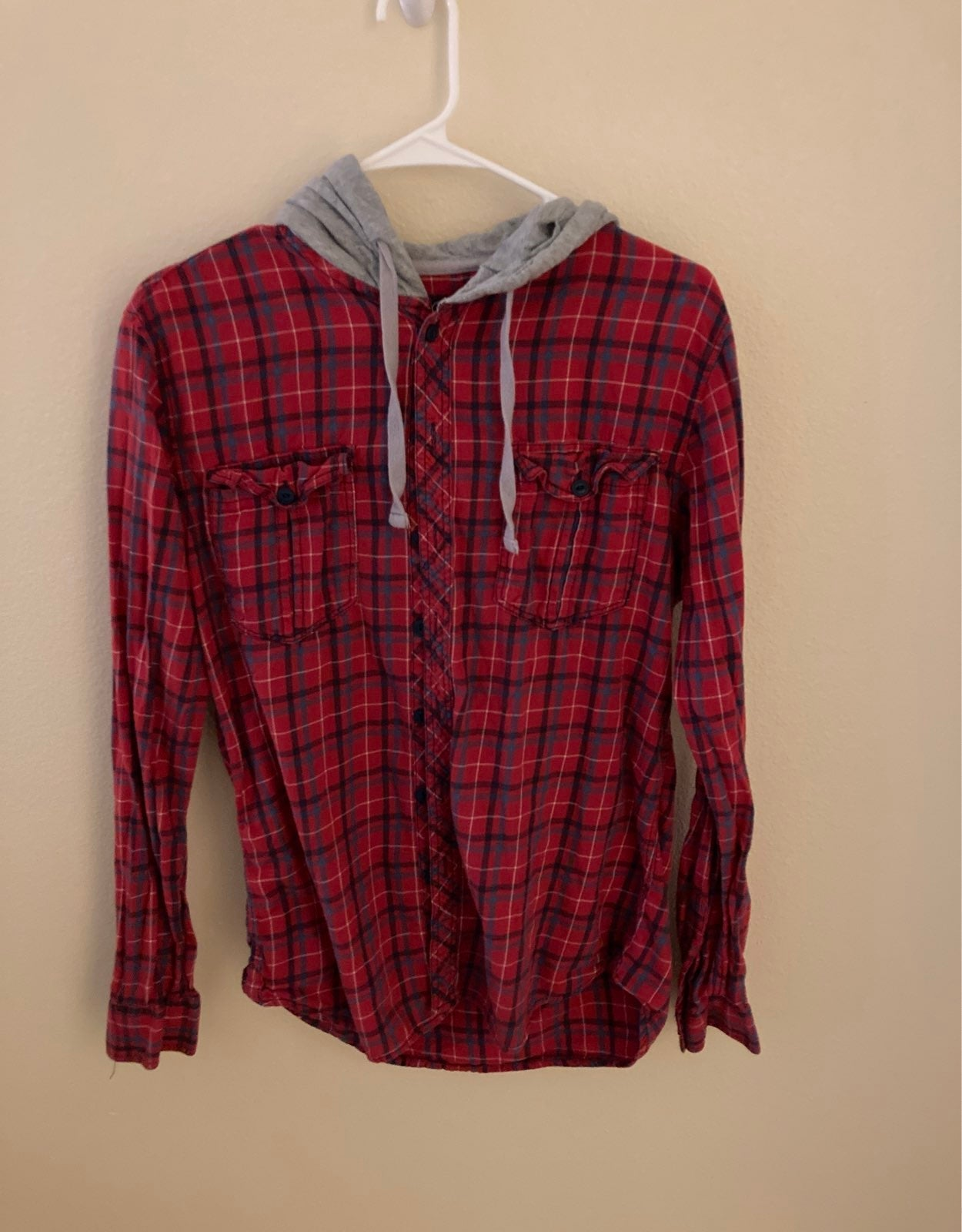 Cotton on flannel jacket
