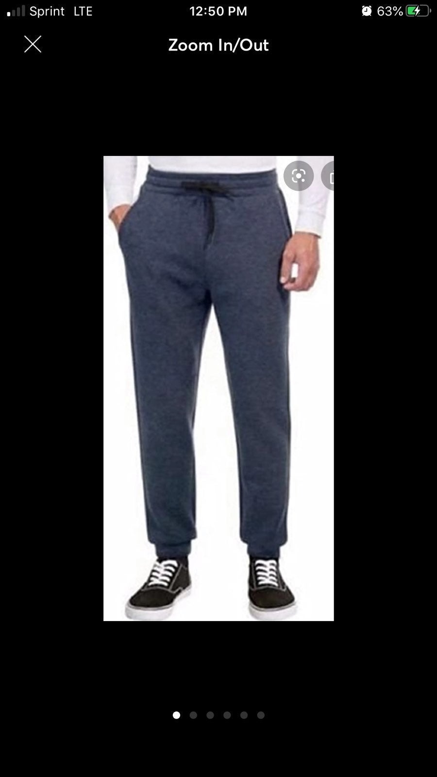 Men's Weatherproof Vintage sweat pants