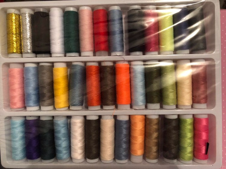 39 sewing threads for machine