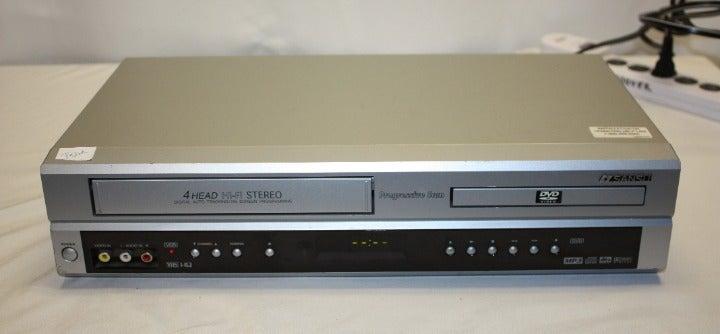Sansui VCR & DVD/CD Model VRDVD4001AC Pl