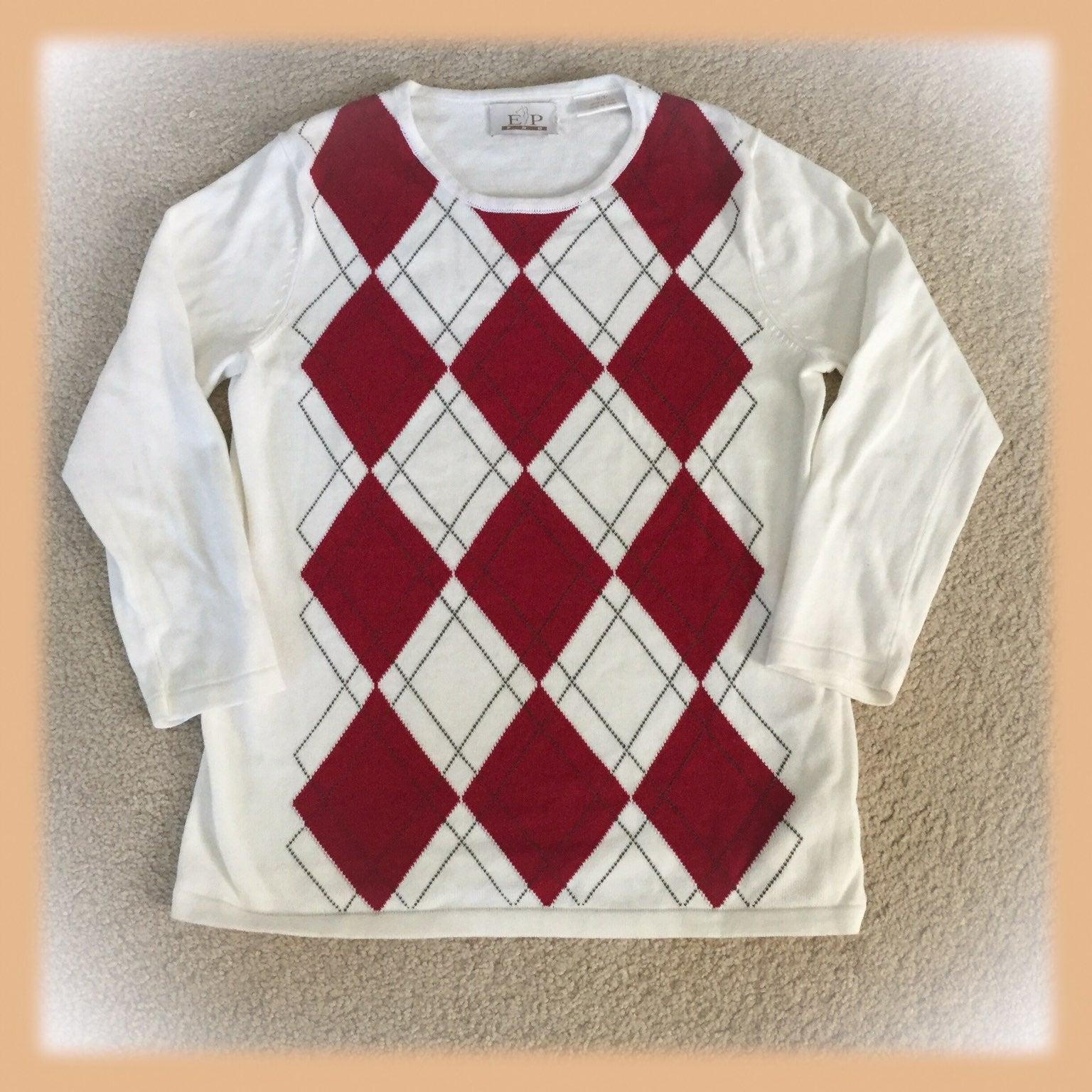 EP Pro Golf Sweater