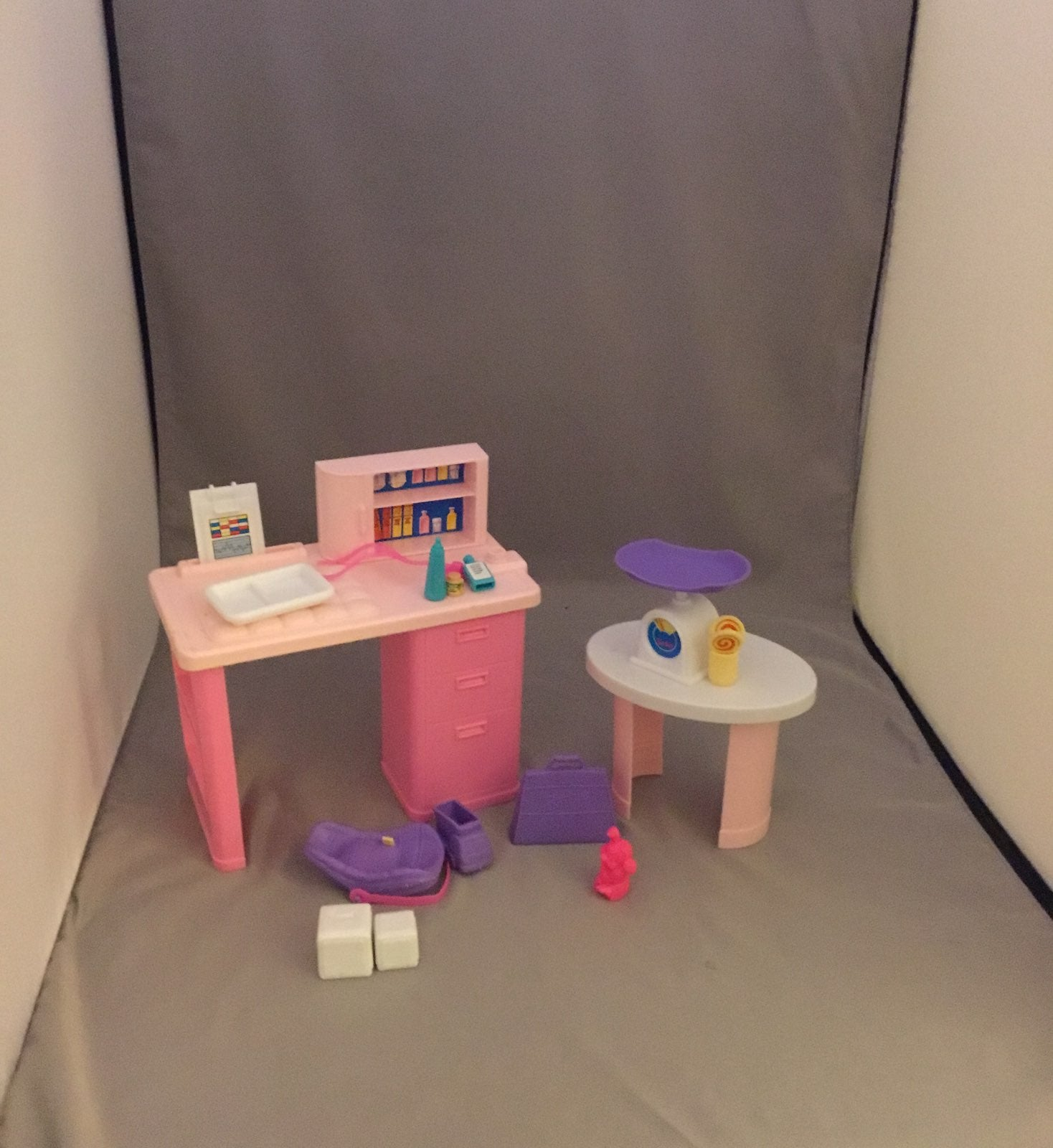 Barbie So Much To Do! Baby Care Center