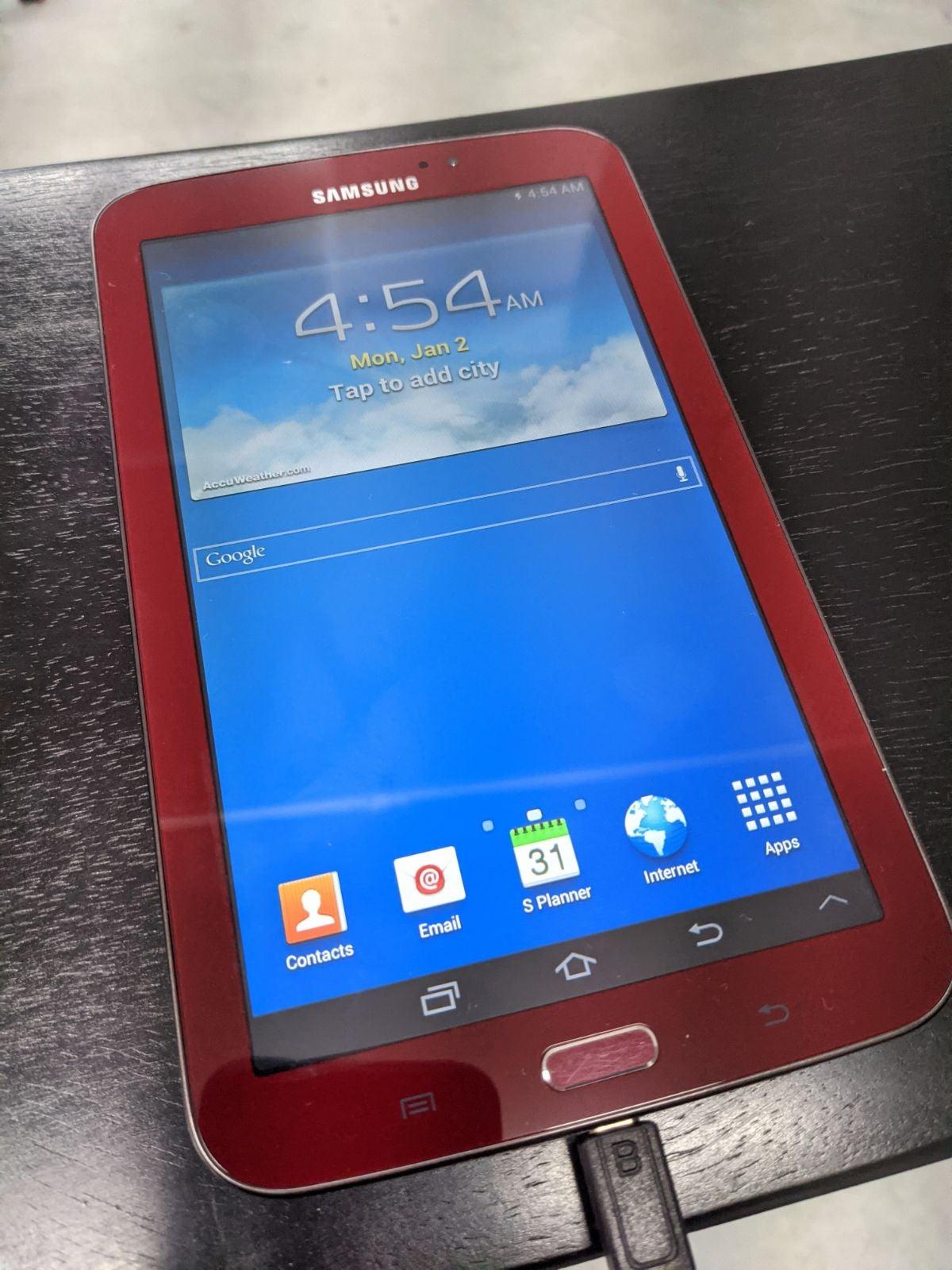 Samsung Galaxy Tab 3 Tablet (T210R)
