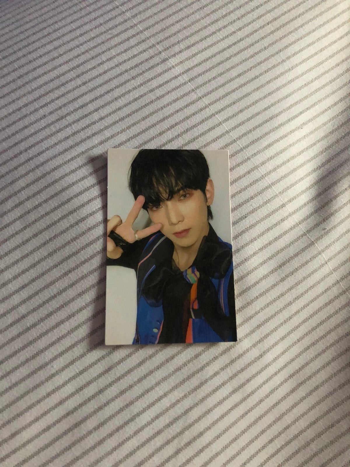 Yeosang Fever Part 2 Z Version photocard