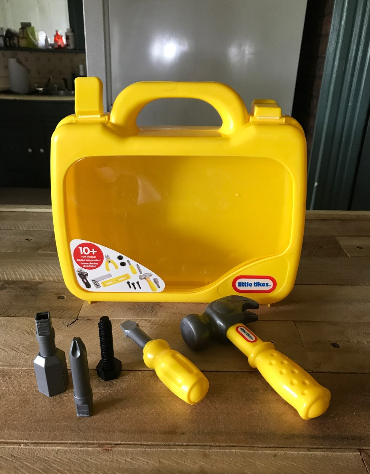 Little Tikes TOOL PIECES