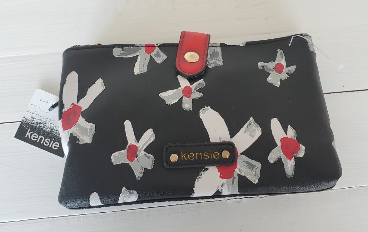 kensie makeup pouch