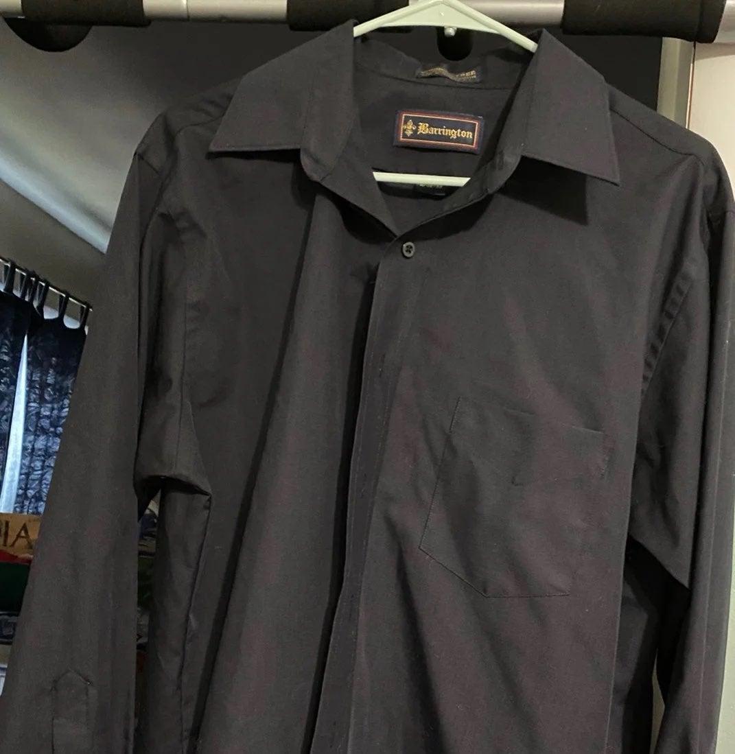 Men's Barrington Wrinkle Free Dress Shir