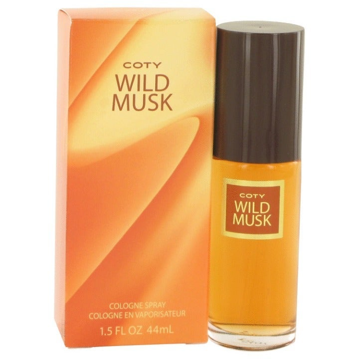 Wild Musk 1.5 oz. Cologne Spray Perfume