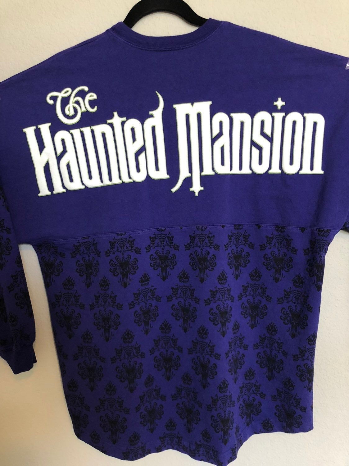 Haunted Mansion Spirit Jersey