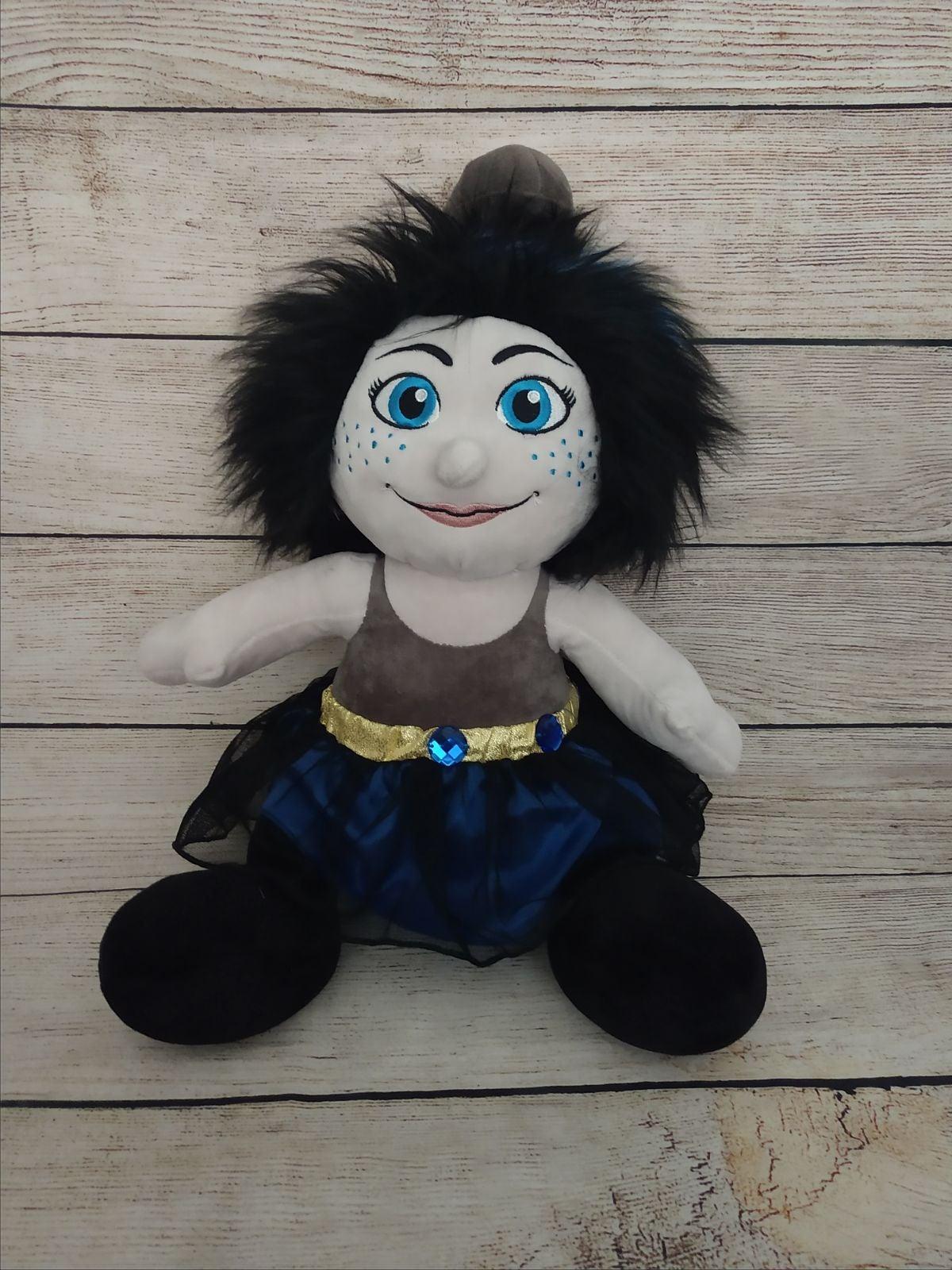 """Build A Bear The Vexy Smurfs 17"""" Doll"""